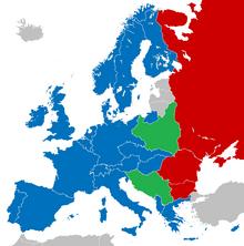 Mapa de la Guerra Fría(SPH)