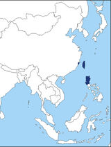 東寧帝國地圖