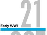 The Chinese Civil War 1908-1913 (Early World War I)