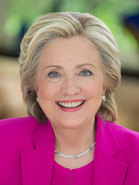 Hillary Clinton portrait