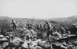 Наступление австрийских войск