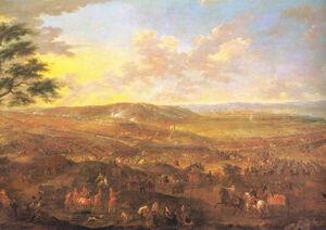 Batalla de Zaragoza-1710