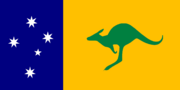 Flag of Australia New