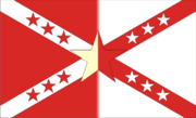 Flagge Grossdeutscher Bund