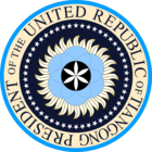 Seal of the President of the United Republic of Tiangong (Celestial Ascendance)