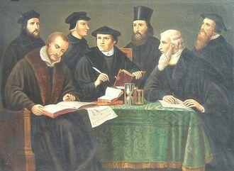 Протестанты