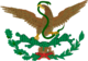 Coat of arms of Mexico (1893-1916)