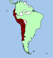 Inca expansion, Andean city expansion, New Inca provincial division.