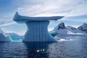O-Eisberg-Antarktis
