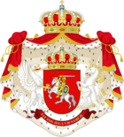 Coat of arms of the kingdom of lithuania by tiltschmaster-d6x6o49