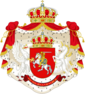 Coat of arms of the kingdom of lithuania by tiltschmaster-d6x6o49.png