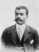 Emiliano Zapata, 1914