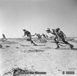 Free French Foreign Legionnairs
