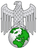 Insignia of the anti commintern pact