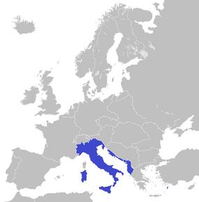 Фашистская Италия