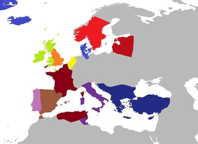 Nations 2 Castille