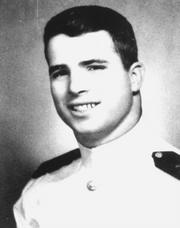 President McCain Naval Academy