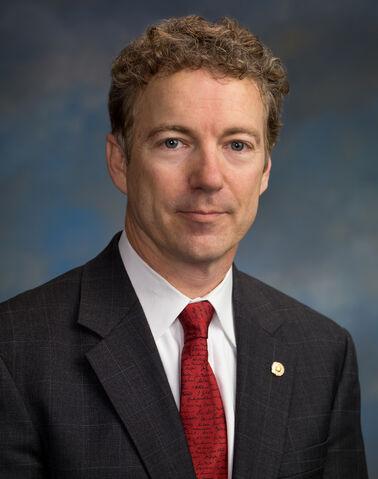 File:Rand Paul, official portrait, 112th Congress.jpg