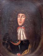 Ritratto di Ferdinando Carlo Gonzaga Nevers