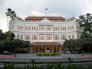 SDP Raffles Hotel (VegWorld)