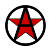 Socialist anarchist symbol by frankoko-d4z8c7c