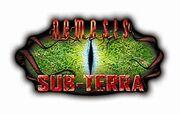 Nemesis-sub terra logo