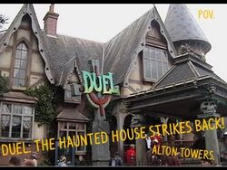 Duel The Haunted House Strike