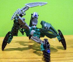 Scorpio-Spider