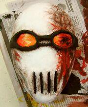 Apocalyptic War Mask by Ezmo X