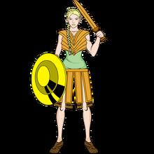 Alfar Sun Knight