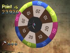 Deadeye Zach's bullseye