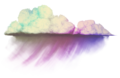 Cumulusraincloudrainbowfull