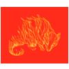 Fiery Rat Spirit