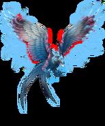 Snoweaglerunicglowwild