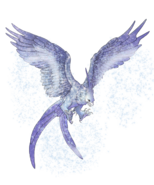 Snoweagleblizzardwild