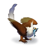 Snoweaglechickfisheagle