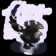 Snoweaglechickthunderbird