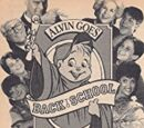 Alvin Goes Back to School