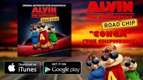 Conga - The Chipmunks