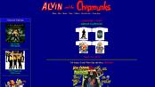 Homepage 1999
