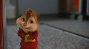 Alvin Laughing At Mistake