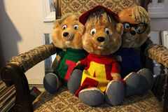 Talkplush Chipmunks