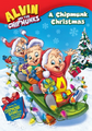 A Chipmunk Christmas 2008 DVD Front Cover.png
