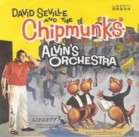 Alvin's Orchestra Single Cover