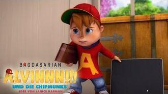 Alvinnn!!! Und die Chipmunks - Eine faule Ausrede (Trailer)