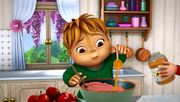 Theodore in Let Them Eat Crumbs