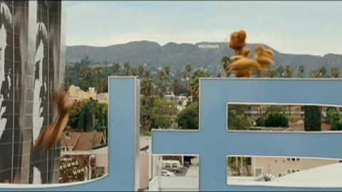 """Alvin And The Chipmunks The Squeakquel """"Making a Scene"""" Featurette"""