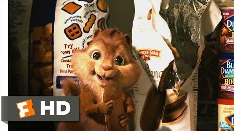 Alvin and the Chipmunks (2007) - Chipmunk Troubles Scene (1 5) Movieclips