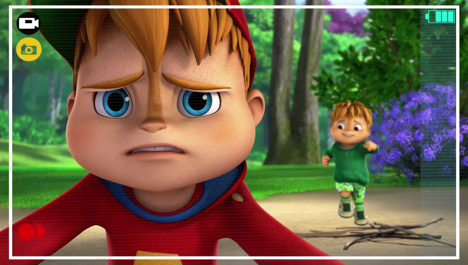 Alvinnn And The Chipmunks Brittany And Alvin the fugitives | alvin and the chipmunks wiki | fandom