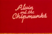 Alvin and the Chipmunks Titlecard